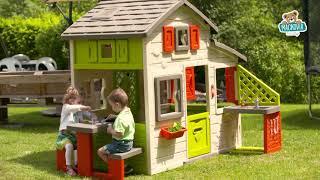 810200 Detský domček Priateľov Smoby