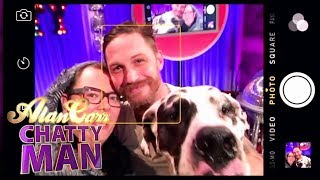 Tom Hardy Brings his Dog on the Show | Full Interview | Alan Carr: Chatty Man