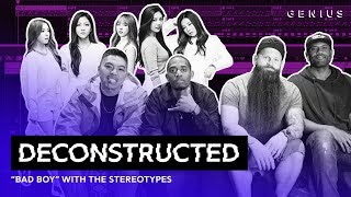 "The Making Of Red Velvet 레드벨벳 ""Bad Boy"" With The Stereotypes 