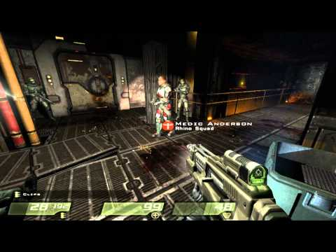 CGRoverboard QUAKE 4 for PC Video Game Review