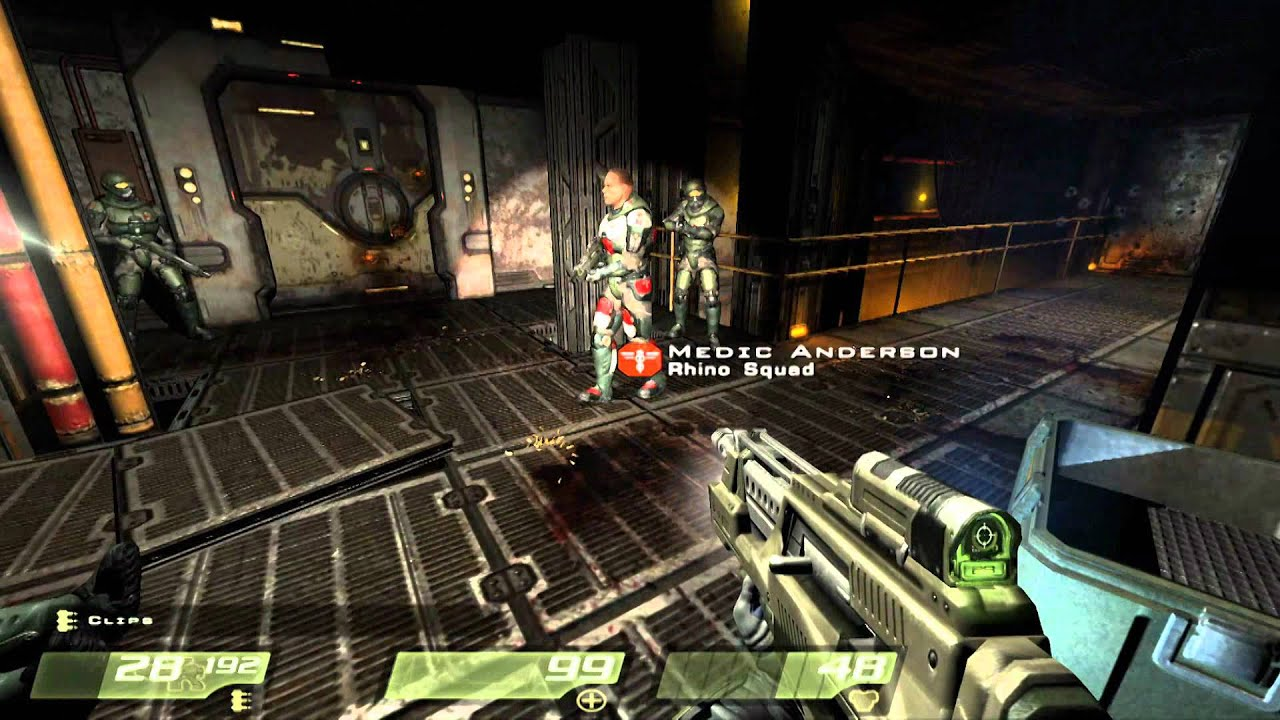 Cgroverboard Quake 4 For Pc Video Game Review Youtube