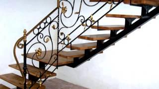 видео Ступени из дуба: фото лестниц от производителя