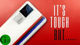 iQOO 7 Legend Durability Test - Is the BMW Phone Durable ?