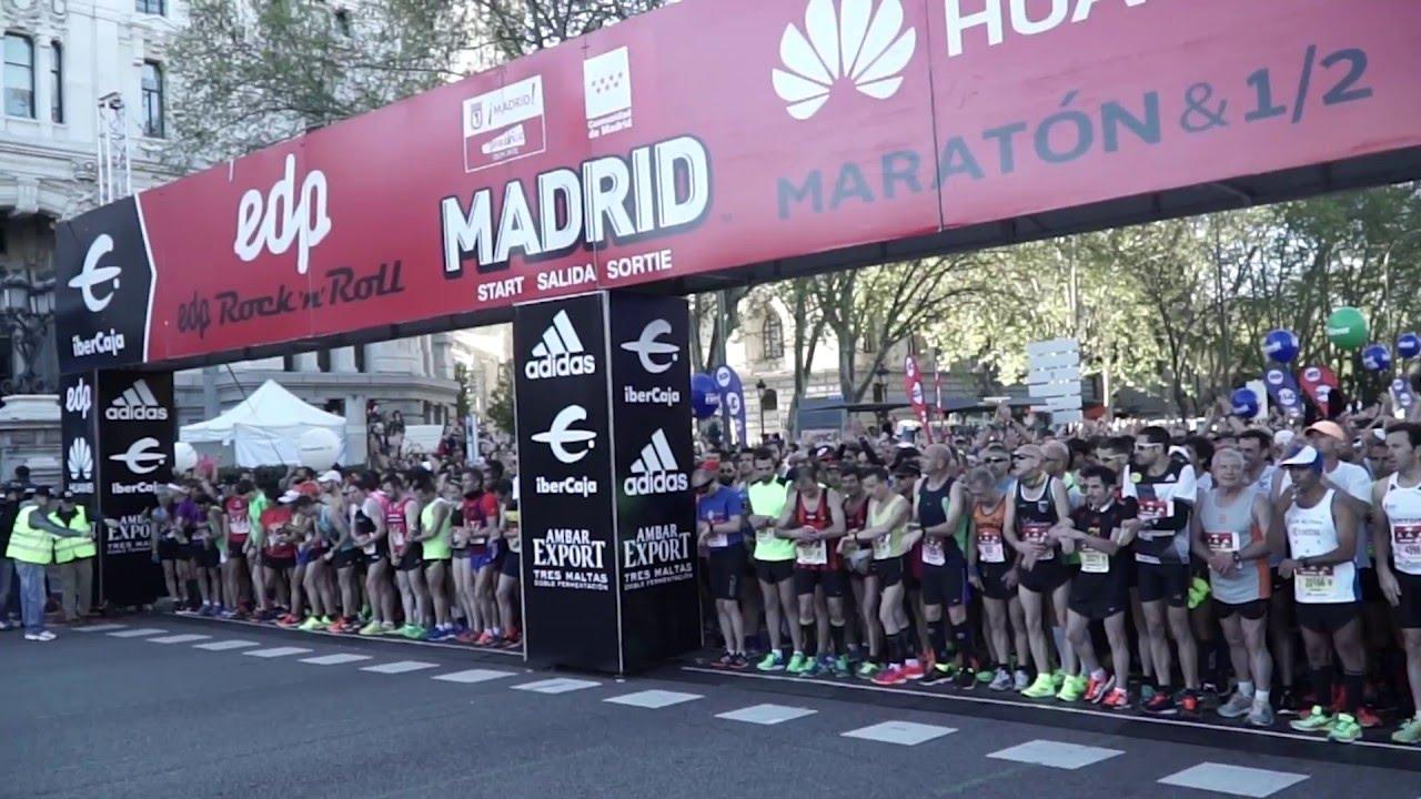 Madrid marathon 2020 date