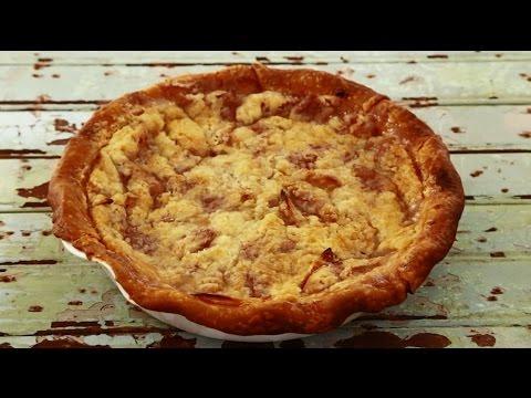 How to Make Dutch Apple Pie | Pie Recipes | Allrecipes.com