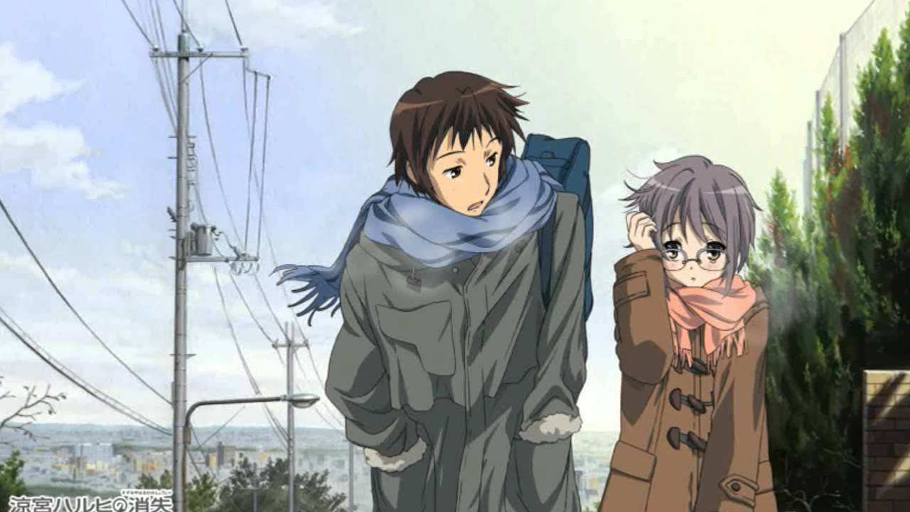 kyon and yuki relationship questions