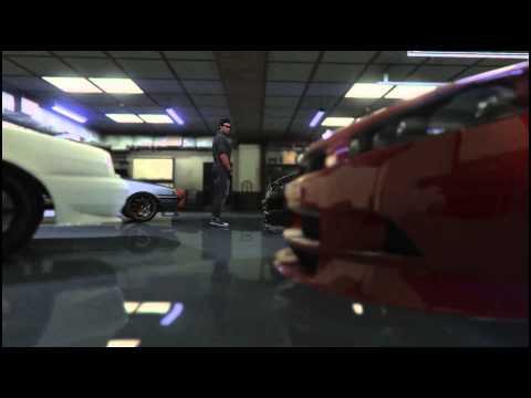 JDM Garage (GTAV)