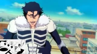 Ichigo vs. Ginjo [amv]-War of change HD