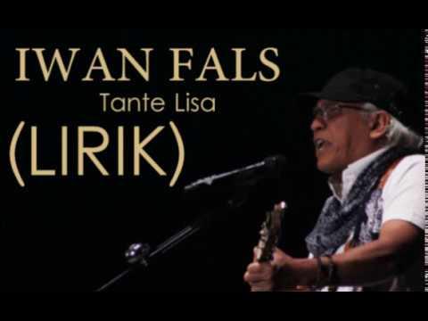 IWAN FALS - TANTE LISA (LIRIK)
