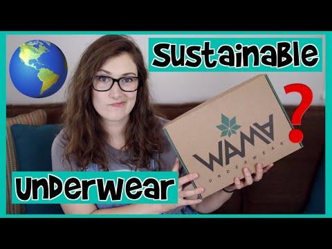 WAMA Hemp Underwear Review // Ethical + Sustainable