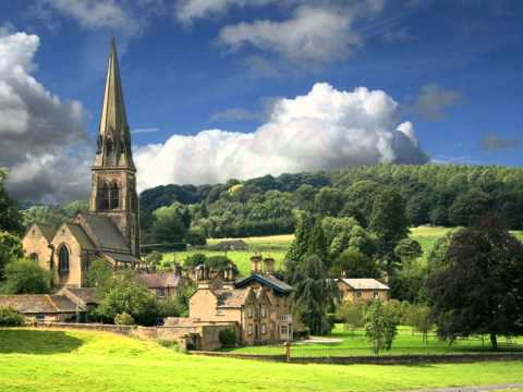 The Beautiful English Countryside - A Virtual Walk