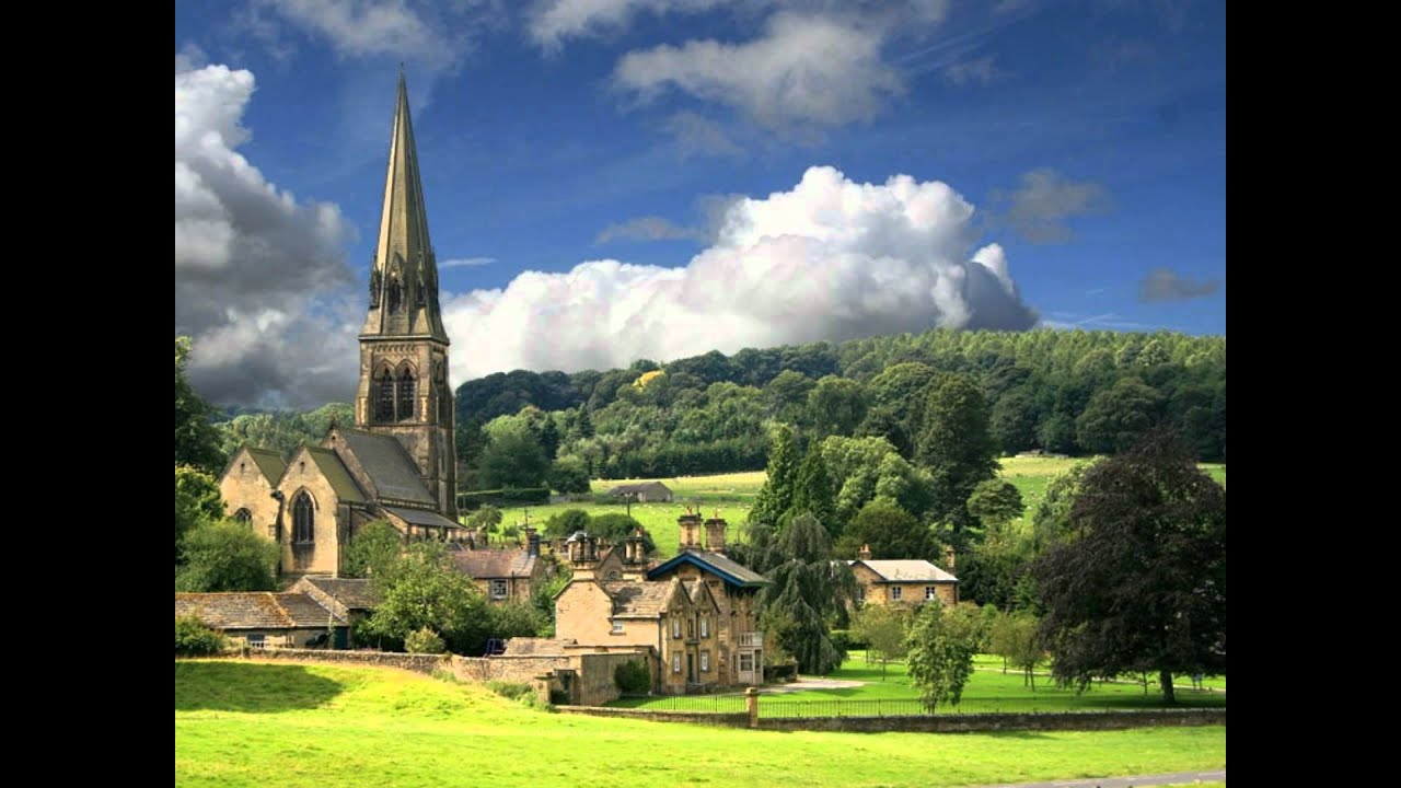 Best Small Towns To Live In The Beautiful English Countryside A Virtual Walk Youtube