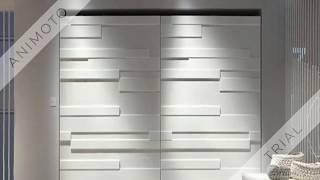 видео Трехдверные шкафы-купе — фото и цены