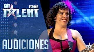 Pase de Oro: Rompiendo estereotipos | Audiciones 3 | Got Talent España 2016 | Golden Buzzer