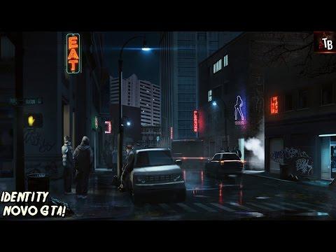 IDENTITY: Novo GTA! Game De Mundo ABERTO INCRIVEL!