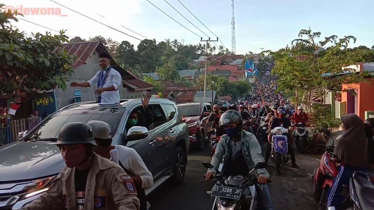 Download Viral, Langit Muna Bergemuruh Sambut Rajiun - La Pili