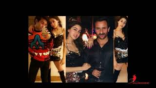 Saif Ali Khan daughter Sara enjoy party with mom Kareena Kapoor |Sunday Popcorn