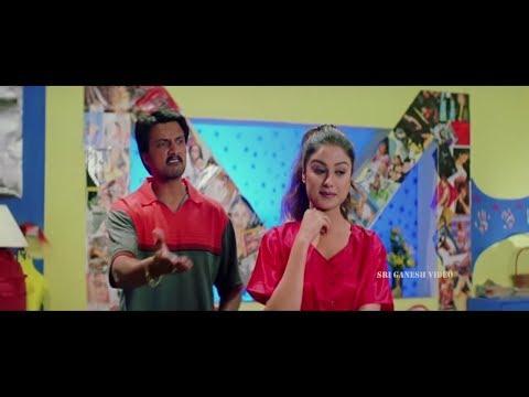 Kiccha Sudeep In Ladies Hostel | Kannada Comedy Scenes | Chandu Movie Scene 05