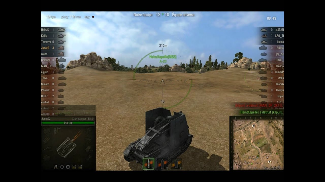 Artillerie-Maktermacherei wot