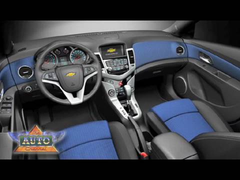 Chevrolet Cruze - Interior Design