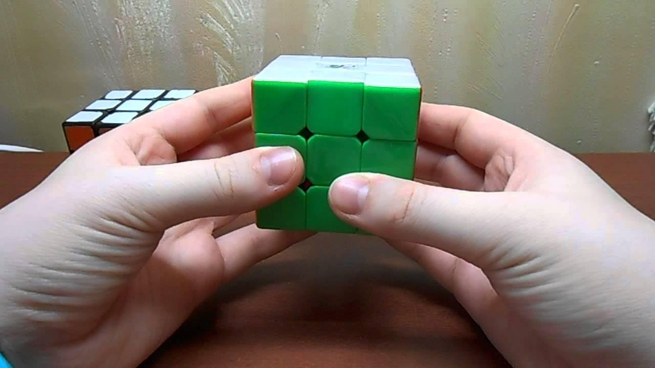 пошаговая инструкция по сборке кубика рубика 3х3
