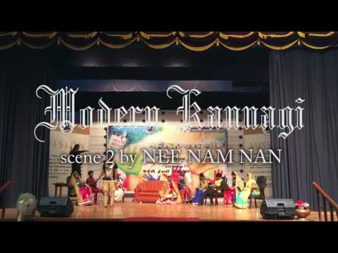 Modern Kannagi-A special host performance in farewell of CBS 2014-2016