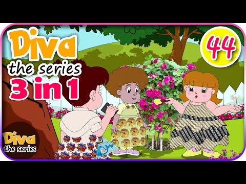 Seri Diva 3 in 1 | Kompilasi 3 Episode ~ Bagian 44 | Diva The Series Official