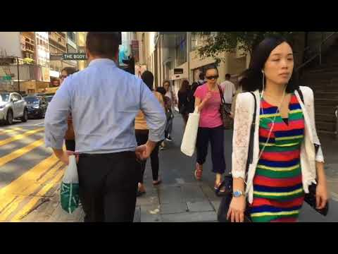 Periscope Rewind - Hong Kong People Watching in the Electronic Market