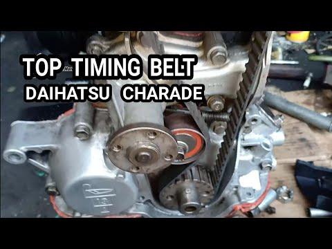 TITIK TOP TIMING BELT DAIHATSU CHARADE #Bayuputramotor
