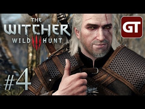 The Witcher 3 #004 - Der Greif im Horst - Let's Play The Witcher 3: Wild Hunt