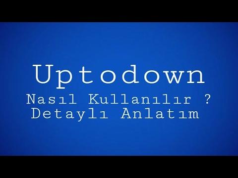 Uptodown Kullanımı Detaylı