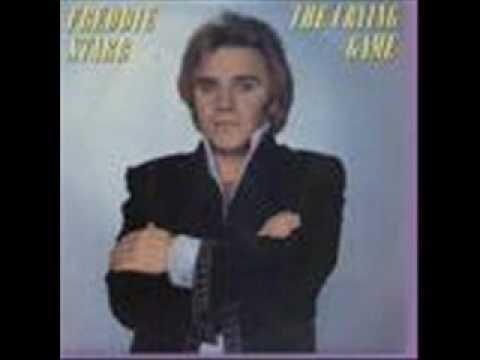 FREDDIE STARR SINGING IT'S ONLY MAKE BELIEVE 1989