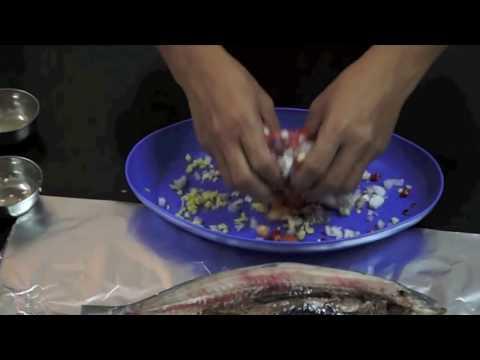 Inihaw na Bangus - BBQ Milk Fish Pinoy Recipe Filipino 
