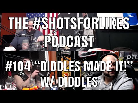 "#104 ""Diddles Made It!"" w/ Diddles"