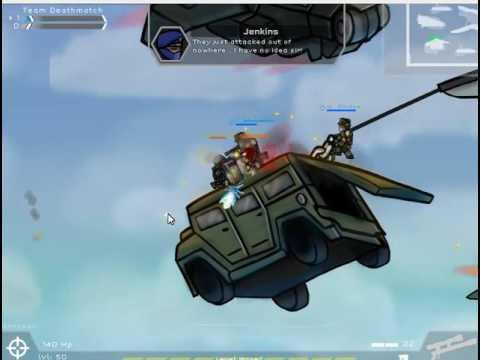 Обзор игры чит на игру Ударный отряд героев