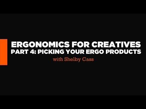 Ergonomics Tips: Equipment And Products