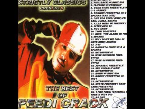 Peedi Crakk - Fallback (Featuring Freeway)