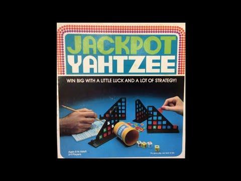 Ep. 40: Jackpot Yahtzee Board Game Review (Milton Bradley 1980)
