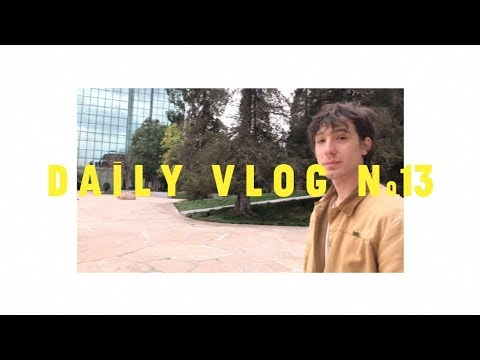 MARCH Daily Vlog No.13 - Max Chill