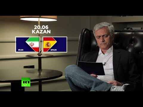 Is Iran poised for an upset? Jose Mourinho discusses Spain match