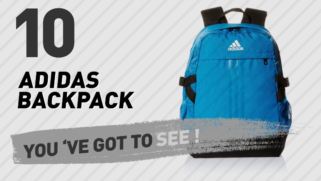 7e796e90680 Adidas Backpack Great Collection, Just For You! // UK Best Sellers 2017
