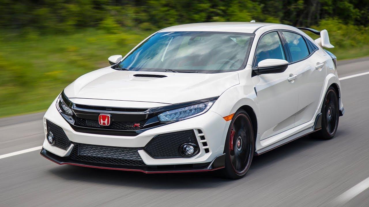 2017 Honda Civic Type R - Driving, Interior & Exterior (US ...