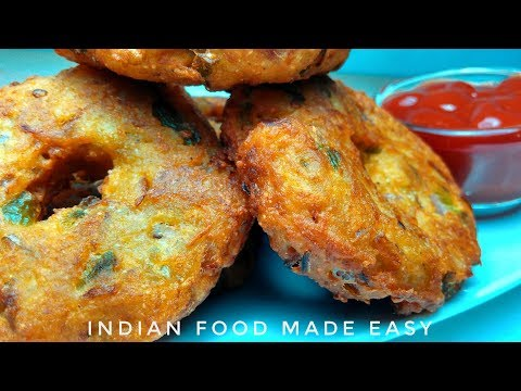 Aloo Vada Recipe in Hindi by Indian Food Made Easy