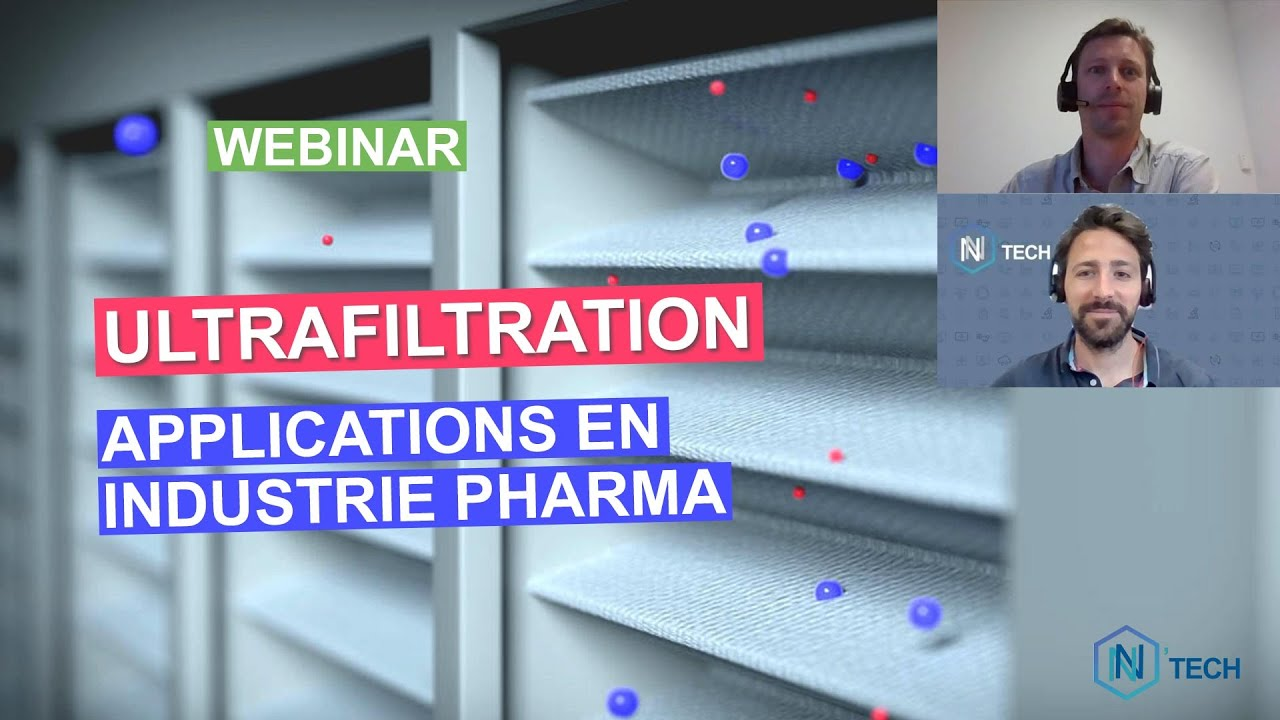 Ultra-filtration: applications in the pharmaceutical industry