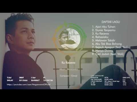 Delon - Rahasiaku (Full Album)