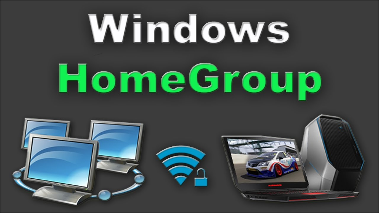 homegroup win7 and win 10
