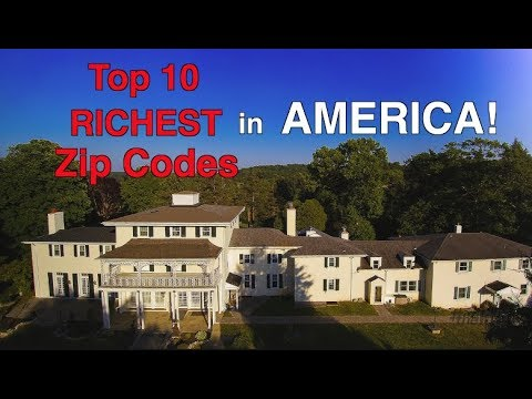 The 10 Richest Zip Codes In America