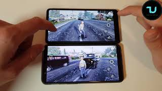 OnePlus 5T vs Xiaomi Mi Mix 2 Gaming Comparison (MadOut2 Gameplay High settings)
