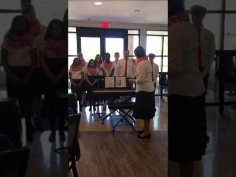New Summit School Choir