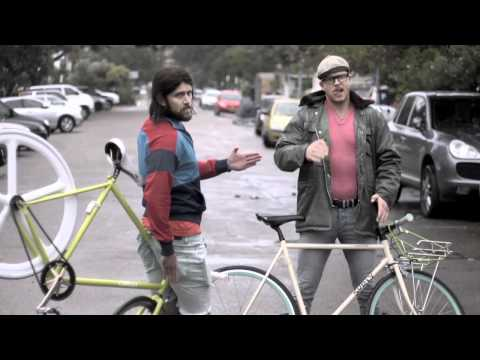 """THE LIFE ORGANIC"" by the Bondi Hipsters"